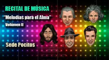 2do Recital de Música: Melodías para el Alma
